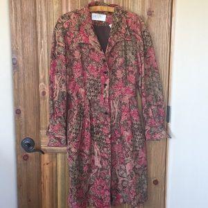 Dana Buchanan silk dress
